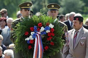 Pamětníci, politici i veřejnost si připoměli oběti lidické tragédie