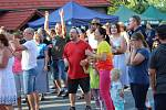 Hudební festival nabídl tradičně pořádnou porci zábavy.