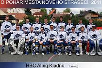 Vítězný celek Alpiqu Kladno