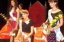 Oblastní kolo soutěže Dívka 2009 ve Středočeském divadle v Kladně.