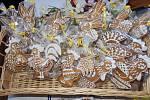 Prodejní velikonoční výstava v Libušíně přilákala desítky návštěvníků.