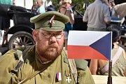 Akce byla oslavou 100 let od založení Československa.