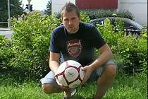 Michal Zieber dal jeden z gólů Družce