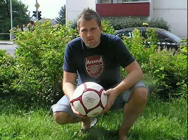 Michal Zieber, vítěz Počinu jara 2009.