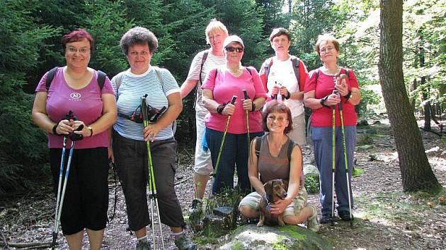 Výlet se slánským infocentrem na Kounovské kamenné řady