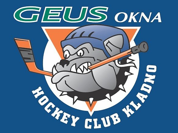 Logo HC Geus okna Kladno