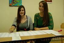 Studentské volby se konaly v Kladně i Slaném.