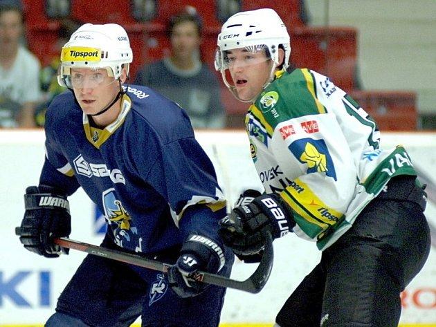 Karlovy Vary porazily v poslední přípravě Kladno po nájezdech 3:2.