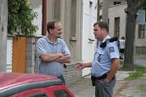 Výjezdní skupina policie zjišťovala příčiny neštěstí ve Třebichovicích několik hodin