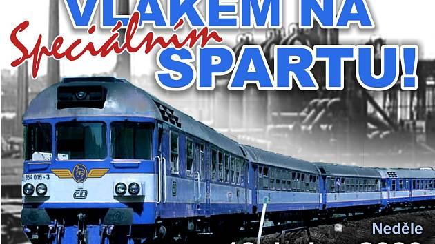 Kladenští fanoušci vyrazí v lednu na Spartu vlakem.