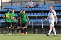 SK Kladno - FK Olympie Březová 1:2, domácí byli hodně smutní