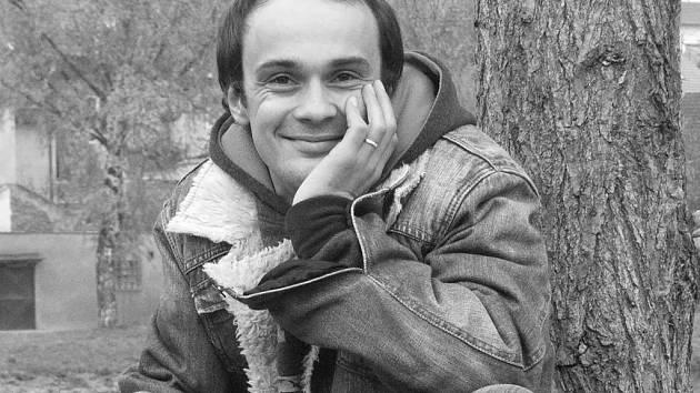 Kladenský herec Lukáš Homola