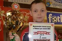 Talentovaný Václav Smrkovský