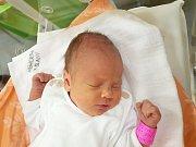 DOMINIKA TAUŠOVÁ, TUŘANY. Narodila se 1. ledna 2018. Po porodu vážila 3,31 kg a měřila 50 cm. Rodiče jsou Kateřina Svítková a Dominik Tauš. (porodnice Slaný)