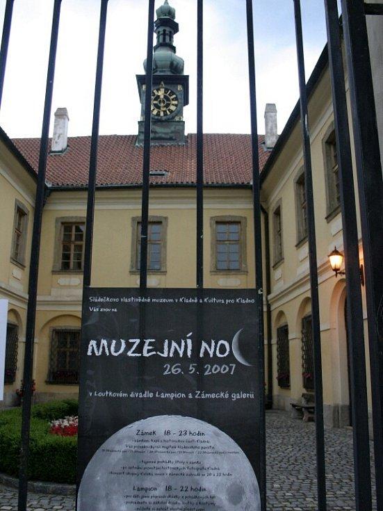 Muzejní noc - Sládečkovo vlastivědné muzeum v Kladně