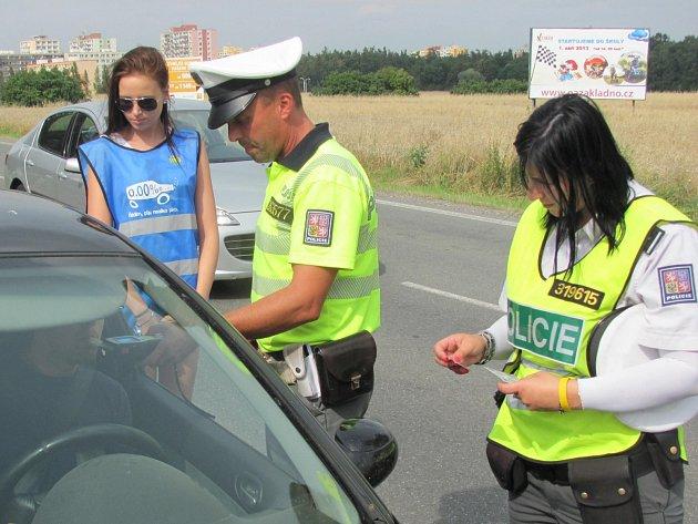 PŘI AKCI TISPOL se policisté zaměří především na autobusy a nákladní vozidla, pozornosti jejich hlídek ale neuniknou ani osobní automobily.