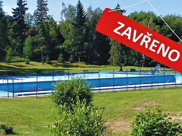 Letní plovárna ve Slaném zůstane letos zavřená
