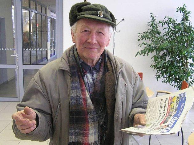Vasil Blaňár je přesvědčen, že se mu někdo snaží vyhrožovat v souvislosti s jeho svědectvím proti místostarostu Košákovi. Kromě nalezených kulek ale konkrétní důkazy nemá.