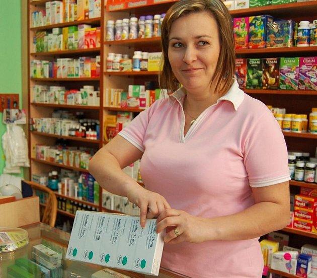 V některých lékárnách na Kladensku je Tamiflu stále k dostání, ale ve velmi omezeném množství.