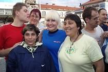 Třicet lidí z kladenského zařízení Zahrada strávilo díky Báře Nesvadbové dovolenou v Itálii.