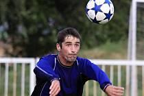 Sokol Lidice - Slovan Velvary 2:3 (2:1), utkání I.B, tř. 2011/12, hráno 8.10.2011