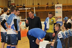 Kladno volejbal. cz – Euro Sitex Příbram 3:2, EL…