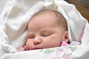 ANNA HORBAJOVÁ, KLADNO. Narodila se 14. března 2018. Po porodu vážila 3,97 kg a měřila 52 cm. Rodiče jsou Markéta Čečrlová a Jan Horbaj. (porodnice Slaný)