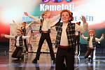 Finálové kolo Czech Dance Masters v Praze. Kameloti z R.A.K. Kladno
