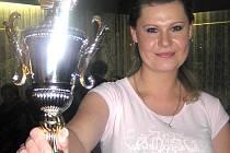 Vítězka Dagmar Mullerová