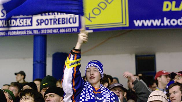 Kladno - Ml. Boleslav 4:3 , 43.kolo Gambrinus ligy 2008/9, 18.1.2009