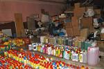 Kladeňáci poslali do oblastí zaplavených povodněmi před 30 tun potřebných věcí.