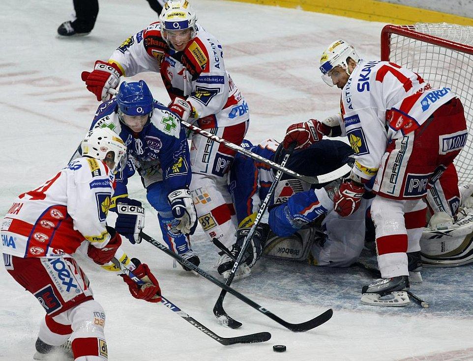 Slavia - Kladno 3:2.