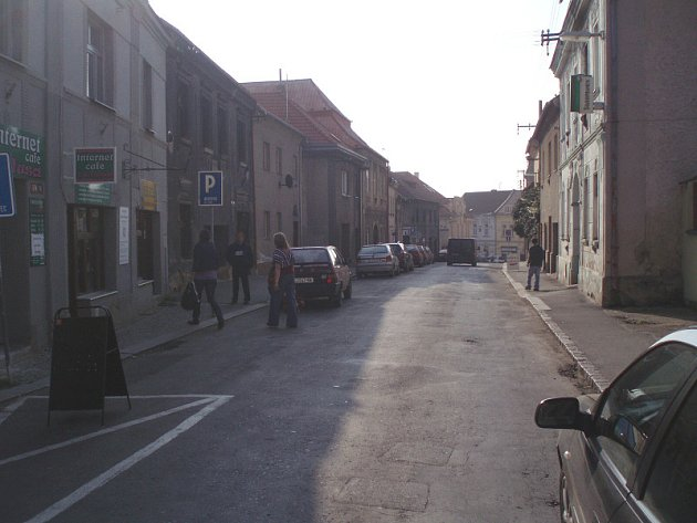 Stařenka byla o svátcích přepadena tentokrát v Soukenické ulici