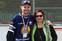 Alpiq obhájil titul! // Alpiq Kladno - HBT Vlašim 4:1, poslední zápas play off, CCM Extraliga hokejbalu 2014-2015, 31.5. 2015
