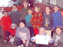 Mládež je pro Sbor dobrovolných hasičů Pchery to nejdůležitější