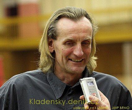 Jindřich Licek v rozhovoru pro Deník