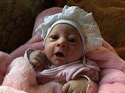 Leontina Králová, Libušín. Narodila se 17. září 2017, váha 2970g, míra 50 cm. Rodiče jsou Markéta a Josef F. Královi (porodnice Rakovník)