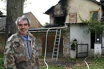 Požár udělal z lidí málem bezdomovce