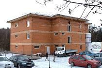 Nové byty pro seniory v Kladně