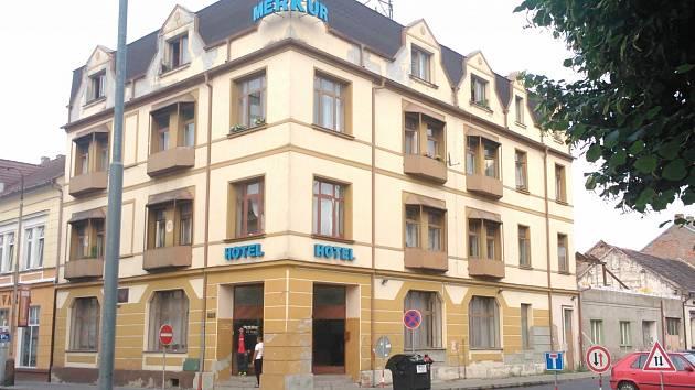 Rodný dům malíře Cyrila boudy, před časem hotel, dnes ubytovna.
