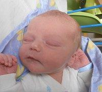 Vojtěch Holec, Slaný. Narodil se 17. srpna 2016. Váha 3,6 kg, míra 50 cm. Rodiče jsou Martina a Tomáš Holcovi (porodnice Slaný).