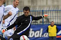Jaroslav Tesař // SK Kladno - FC Graffin Vlašim 1:1 (0:1) , utkání 11.k. 2. ligy 2010/11, hráno 19.9.2010