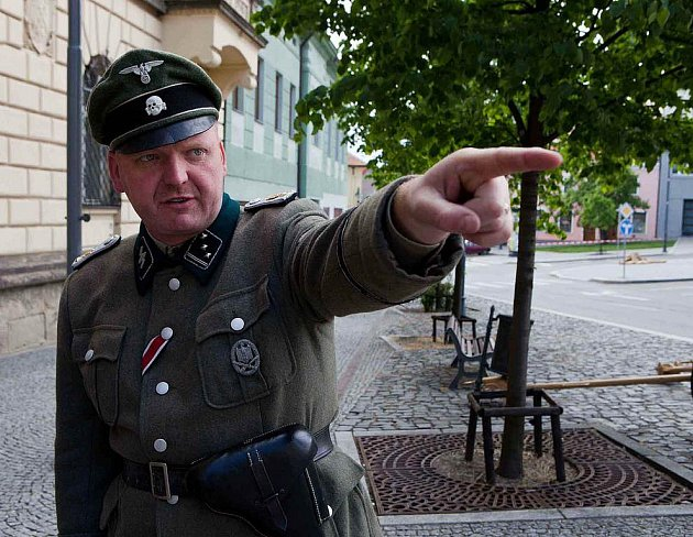 1. setkání veterán klubů a klubů vojenské historie, Kladno 2011