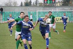 Chomutov - Kladno 0:2.
