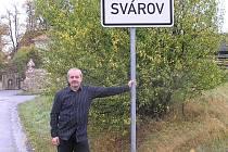 Ivan Zetek působí ve funkci starosty Svárova první volební období.