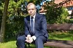 Ředitel Památníku Lidice Eduard Stehlík.