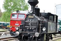 V železničním muzeu v Lužné u Rakovníka se setkají parní lokomotivy z Čech, ale i Slovenska.