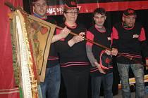 Třicáté národní mistrovství v lóře se konalo v  kladenském domě kultury.