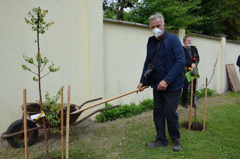 Zahradní slavnost, 21. narozeniny Domova dobré vůle Slunce v Nouzově.