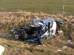 Nehoda u Velvar.